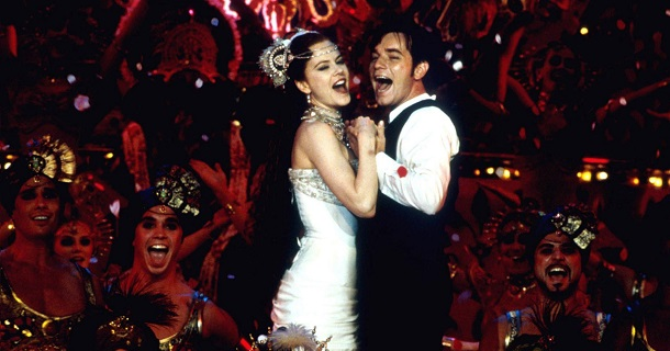 namorados moulin rouge