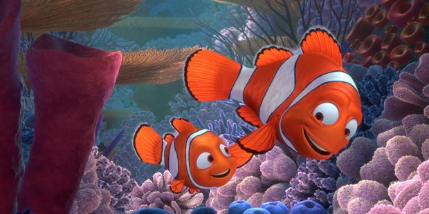 Pais Procurando-Nemo