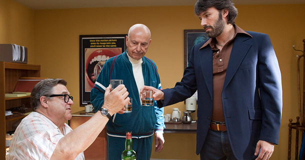 Argo - John Goodman Alan Arkin e Ben Affleck