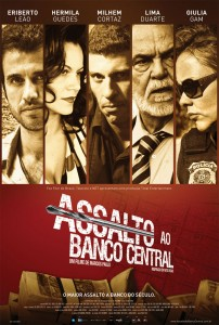 Assalto ao Banco Central poster