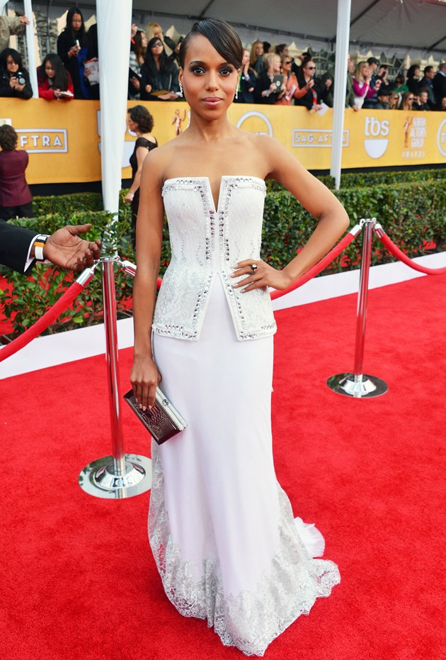 SAG Kerry-Washington 2013