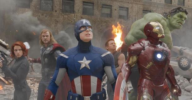 Top2012 Os-Vingadores