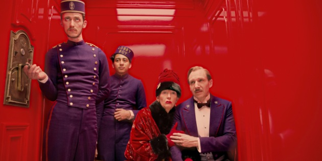 2014 The Grand Budapest Hotel