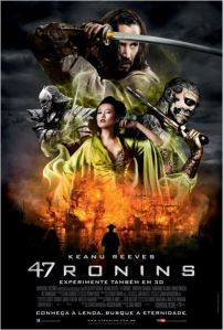 47 Ronins - poster nacional