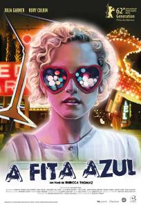 A Fita Azul - poster nacional