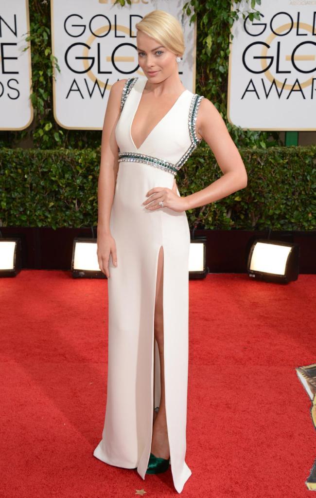 GG 2014 Margot Robbie
