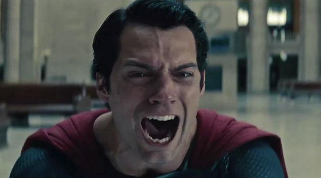 O-Homem-de-Aço-Superman-grito