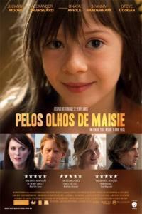 Pelos Olhos de Maisie - poster nacional