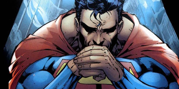 Superman-pensativo