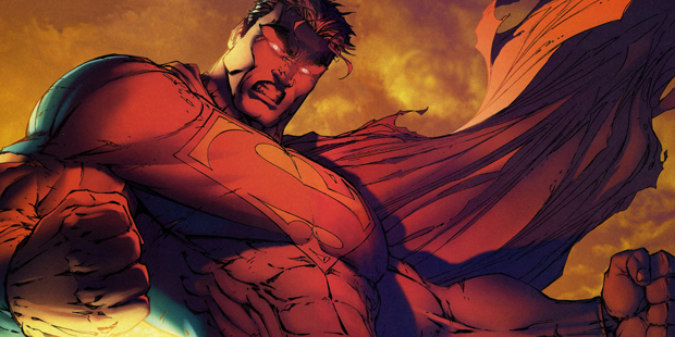 Superman-raiva