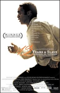 12 Anos de Escravidão - poster