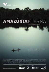 Amazônia Eterna - poster