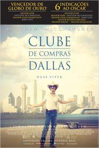 Clube de Compras Dallas - poster nacional