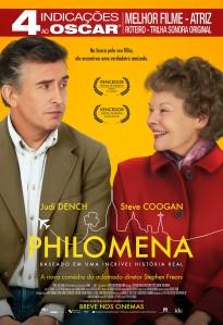 Philomena - poster nacional