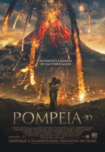 Pompeia - poster nacional