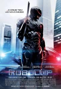 RoboCop - poster nacional
