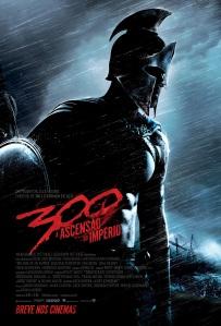 300: A Ascensão do Império - poster nacional