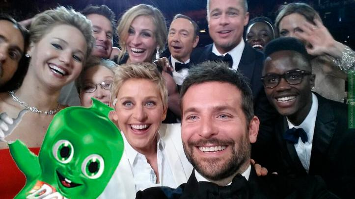 Selfie Ellen Dolly