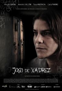 Jogo de Xadrez - poster