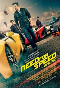 Need For Speed - O Filme - poster nacional