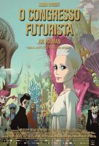 O Congresso Futurista - poster nacional
