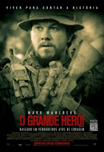O Grande Herói - poster nacional
