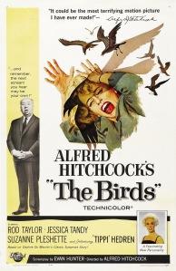 Os Pássaros - poster
