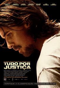 Tudo Por Justiça - poster nacional