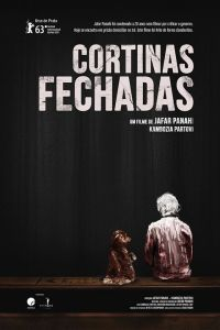 Cortinas Fechadas - poster nacional