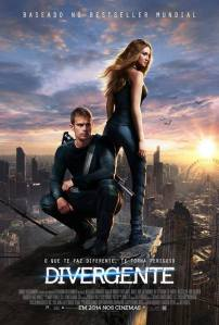 Divergente - poster nacional