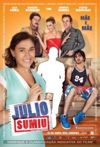 Julio Sumiu - poster