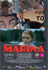 Marina - poster nacional