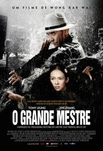 O Grande Mestre - poster nacional