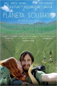 Planeta Solitário - poster nacional