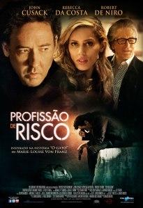 Profissão de Risco - poster nacional