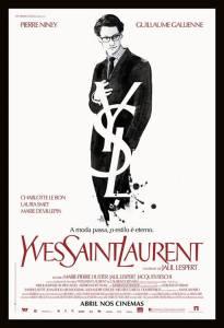 Yves Saint Laurent - poster nacional