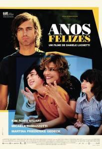 Anos Felizes - poster nacional