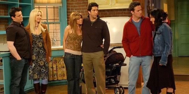 Friends Season Finale