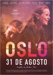 Oslo, 31 de Agosto - poster nacional