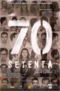 Setenta - poster