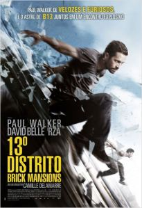 13° Distrito - poster nacional