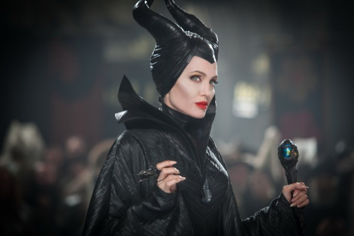 AngelinaJolieasMaleficent