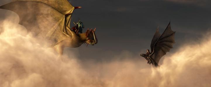 Como Treinar o Seu Dragão 2 - slider