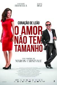 Coração de Leão - O Amor Não Tem Tamanho - poster nacional