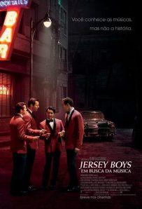 Jersey Boys: Em Busca da Música - poster nacional