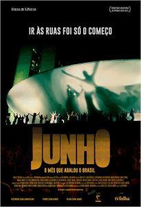 Junho - O Mês Que Abalou o Brasil - poster