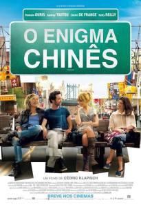 O Enigma Chinês - poster nacional