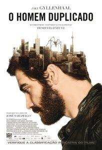 O Homem Duplicado - poster nacional