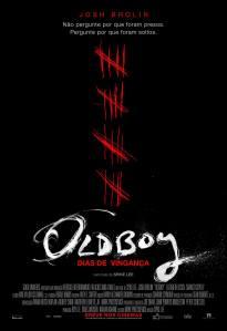 Oldboy - Dias de Vingança - poster nacional