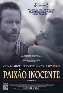 Paixão Inocente - poster nacional